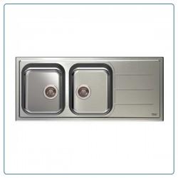سینک ظرفشویی آریستون مدل SC 116 W2 AX