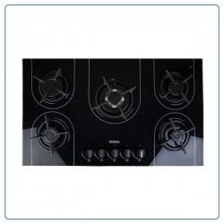 اجاق گاز صفحه ای شیشه ای بورنیک مدل ماندانا