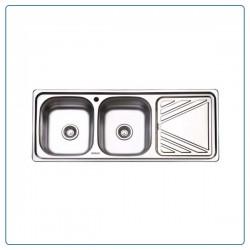سینک ظرفشویی روکار بورنیک مدل 5006